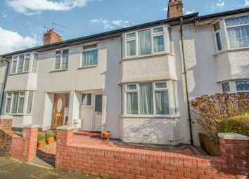 Thumbnail 3 bedroom terraced house for sale in Nottingham Street, Canton, Cardiff