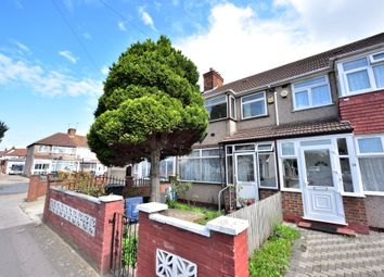 Thumbnail 4 bedroom terraced house to rent in Caxton Road, Southall