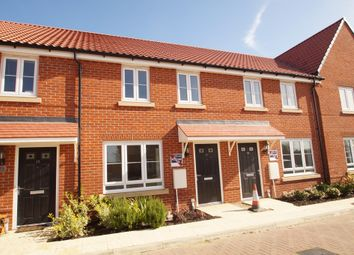 Thumbnail 3 bedroom terraced house for sale in Franklin Road, Saxmundham