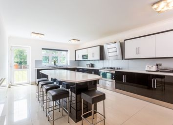 Thumbnail 6 bed detached house to rent in Daleside Gardens, Chigwell