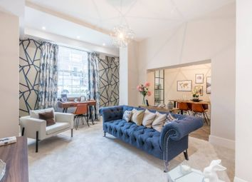 Thumbnail 2 bed flat for sale in Stanhope Terrace, Connaught Village, London