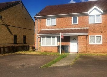Thumbnail 2 bed property to rent in The Paddocks, Flitwick