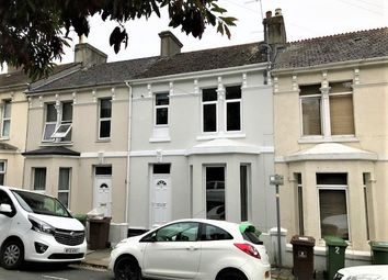 Thumbnail 1 bed flat to rent in Pearson Avenue, Mannamead, Plymouth