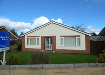Thumbnail 2 bed bungalow for sale in Linthorpe Road, Buckley, Flintshire