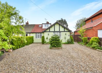 Thumbnail 2 bed semi-detached bungalow for sale in Kimberley Road, North Walsham