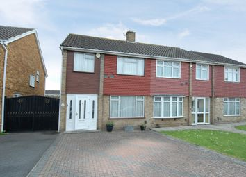 Thumbnail 3 bed semi-detached house for sale in Winchester Close, Colnbrook, Slough