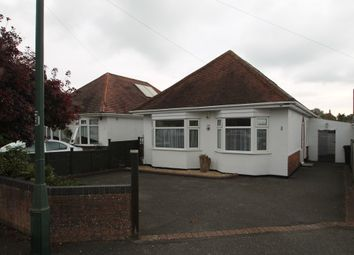 Thumbnail 2 bed detached bungalow for sale in Romney Close, Bournemouth