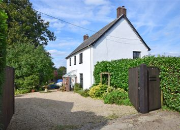 Thumbnail 5 bedroom detached house for sale in Hawkchurch, Axminster, Devon