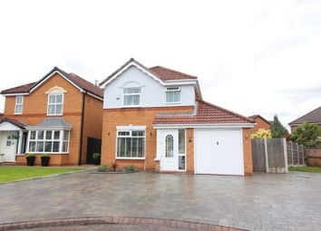 Thumbnail 3 bed detached house for sale in Chartwell Grove, Halewood, Liverpool