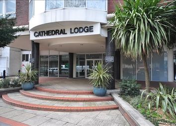 Thumbnail 2 bedroom flat to rent in Cathedral Lodge, Islington, London