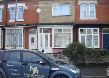 Thumbnail 3 bedroom terraced house to rent in Havelock Road, Greet, Birmingham