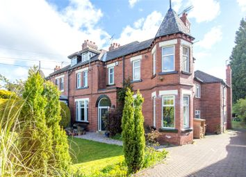 Thumbnail 3 bedroom flat for sale in The Avenue, Roundhay, Leeds, West Yorkshire