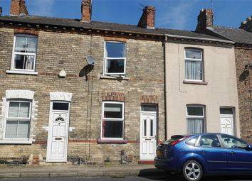 Thumbnail 2 bed terraced house to rent in Stamford Street East, Leeman Road, York