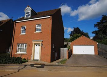 Thumbnail 4 bedroom detached house for sale in Batsmans Drive, Rushden