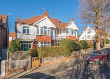 Thumbnail 3 bed property for sale in Wilbury Crescent, Hove