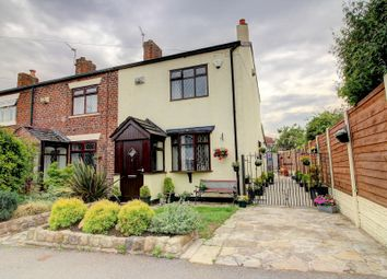 Thumbnail 3 bed cottage for sale in Canaan, Lowton, Warrington