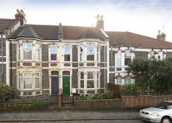 Thumbnail 3 bed terraced house for sale in Robertson Road, Greenbank, Bristol