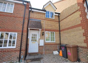 Thumbnail 2 bed terraced house to rent in Wansbeck Close, Stevenage, Herts