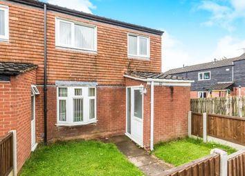 Thumbnail 3 bedroom end terrace house for sale in Hardwicke Walk, Kings Norton, Birmingham