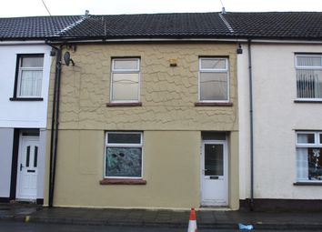 Thumbnail 3 bed terraced house to rent in Maerdy Road, Ferndale