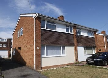 Thumbnail 3 bed semi-detached house to rent in Bodycoats Road, Chandler's Ford, Eastleigh