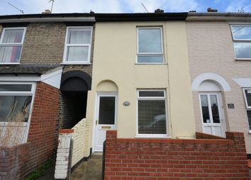 Thumbnail 3 bed terraced house to rent in Lovewell Road, Lowestoft