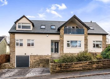 Thumbnail 5 bed detached house for sale in Menston Old Lane, Burley In Wharfedale, Ilkley