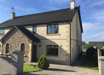 Thumbnail 4 bed semi-detached house for sale in 22 Knockroe Park, Castlerea, Roscommon