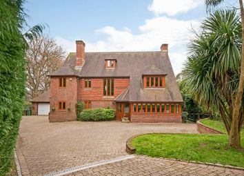 Thumbnail 6 bed detached house for sale in Hadrian Way, Chilworth, Southampton