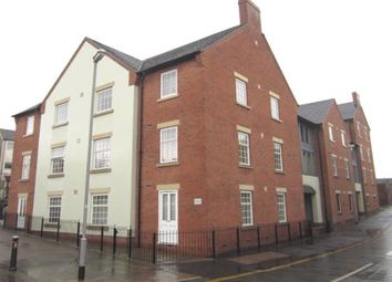 Thumbnail 2 bedroom flat for sale in Abbey Street, Stone