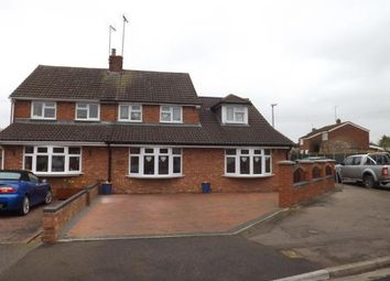Thumbnail 3 bed semi-detached house for sale in Waterdell, Leighton Buzzard, Bedfordshire