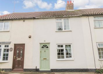 Thumbnail 2 bedroom terraced house to rent in North Street, Stilton, Peterborough