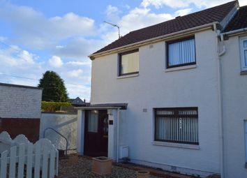 Thumbnail 2 bed end terrace house for sale in Gunsgreen Crescent, Eyemouth, Berwickshire, Scottish Borders