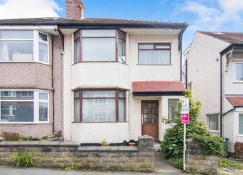 Thumbnail 3 bed semi-detached house for sale in Westbourne Road, Wallasey
