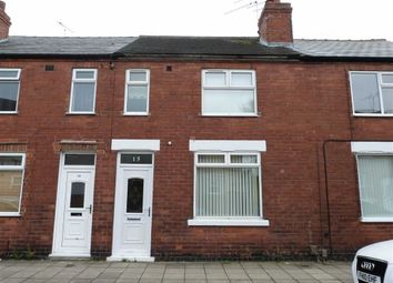 Thumbnail 2 bed terraced house to rent in Hall Street, Mansfield, Nottinghamshire