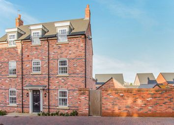 Thumbnail 4 bed detached house for sale in Pritchard Drive, Kegworth, Derby