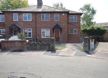 Thumbnail 4 bed semi-detached house for sale in Dean Crescent, Warrington