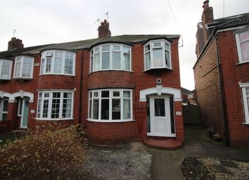 3 bed end terrace house for sale in Bricknell Avenue, Hull HU5