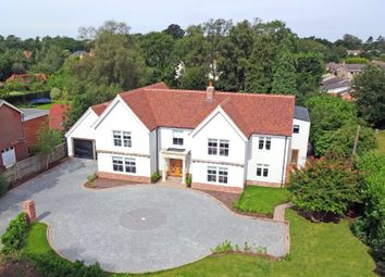 Thumbnail 6 bed detached house for sale in Gaston Street, East Bergholt, Colchester