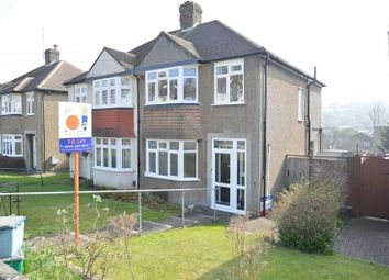 Thumbnail 3 bed semi-detached house to rent in St Andrews Road, Coulsdon