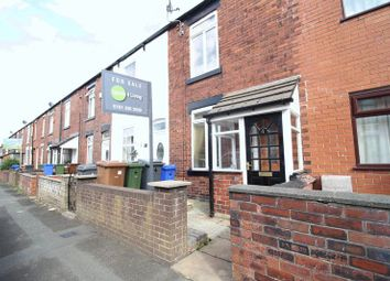 Thumbnail 2 bed terraced house for sale in Osborne Road, Denton, Manchester