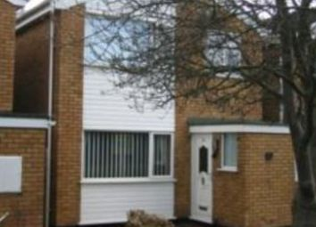 Thumbnail 3 bed detached house for sale in Campion Walk, Leicester, Leicestershire