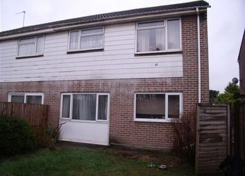 Thumbnail 1 bed flat for sale in Dawkins Road, Hamworthy, Poole