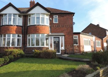 Thumbnail 4 bed semi-detached house for sale in Lowther Avenue, Royton, Oldham