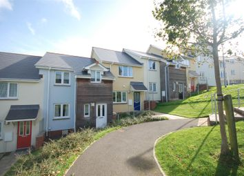 Thumbnail 2 bed terraced house for sale in Honey Close, Bideford