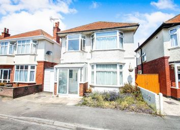 Thumbnail 3 bed detached house to rent in Coombe Gardens, Bournemouth