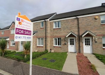 Thumbnail 2 bed terraced house for sale in Rhinds Crescent, Baillieston
