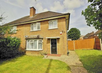 Thumbnail 3 bed semi-detached house to rent in Purlings Road, Bushey, Hertfordshire