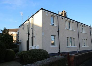 Thumbnail 2 bed flat for sale in Kelburne Oval, Paisley, Renfrewshire