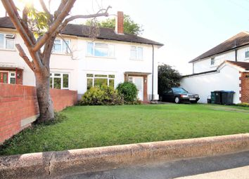 Thumbnail 3 bed semi-detached house for sale in Elm Road, New Malden